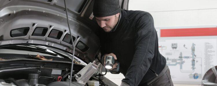 Job: Automotive Mechanic